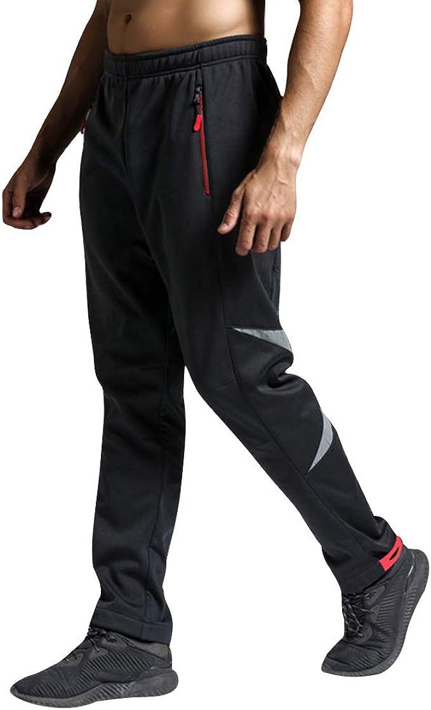 tallas M N//V Pantalones de ciclismo para hombre de d.Stil largos 3XL forro polar para invierno