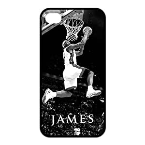 Miami Heat Star LeBron James iPhone 5s Case 5s.7 Inch Best Silicone Cover Case Grade1072