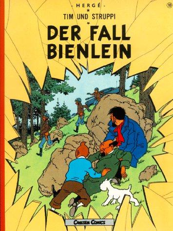 Tim und Struppi, Carlsen Comics, Bd.10, Der Fall Bienlein (Tintin Allemand)