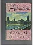 img - for Adventures in English literature book / textbook / text book