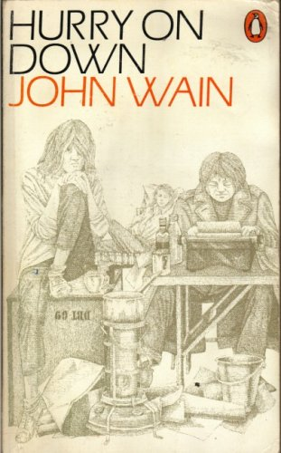 Hurry On Down: Amazon.es: Wain, John: Libros en idiomas extranjeros