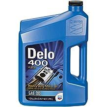 Delo 400 SAE 30 Motor Oil - 1 Gallon Jug