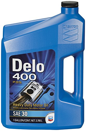 (Delo 400 SAE 30 Motor Oil - 1 Gallon Jug)