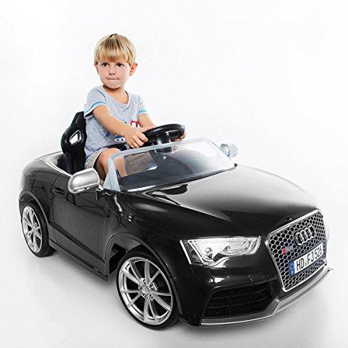 I Am A Rider Lamborghini Mp3 Download: Costzon 12V Licensed Audi RS5 Kids Ride On Car Remote