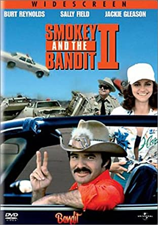 e1221cd1 Amazon.com: Smokey and the Bandit II: Burt Reynolds, Sally Field ...