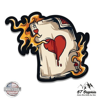Ace of Hearts - 3