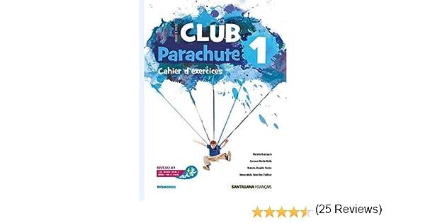 CLUB PARACHUTE 1 PACK CAHIER DEXERCICES: Amazon.es: Libros en idiomas extranjeros