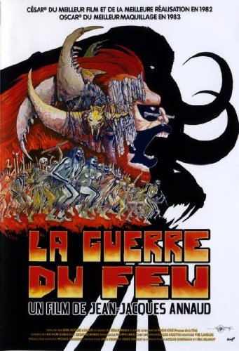 La Guerre Du Feu (Quest for Fire) [ Non-usa Format, Pal, Reg.2 ]