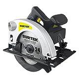 Surtek SC407C Sierra Circular, 1200 W, 7-1/4