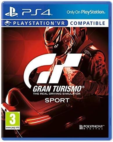 Gran Turismo: Sport (Playstation 4) [importación inglesa]: Amazon.es: Electrónica