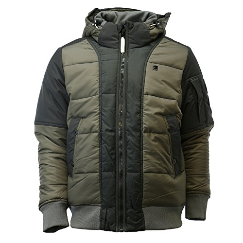 G-Star Raw Men's Whistler Hooded Color Block Bomber, for sale  Delivered anywhere in USA