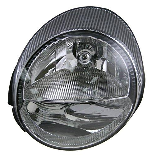 Headlight Headlamp LH Left Driver Side for 02-05 Ford Thunderbird (Left Side Headlight)