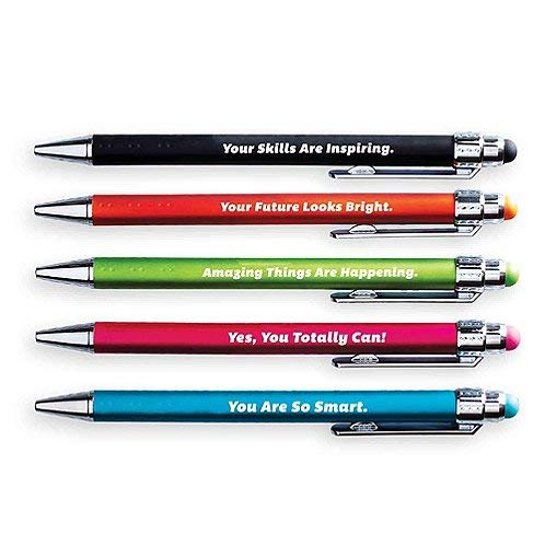 Encouraging Quote - Stylus Pen Pack - Employee Appreciation Gifts - Employee Recognition Award - 5 -