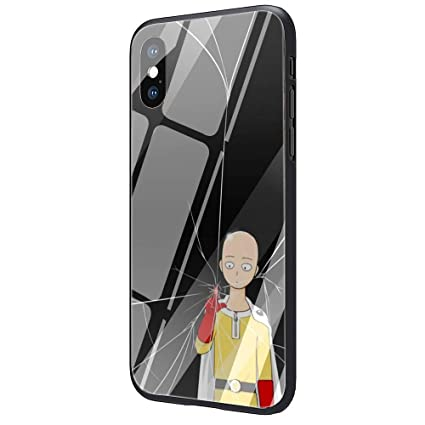 one punch man anime 2 iphone case