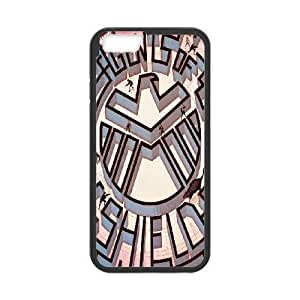 iphone6 plus 5.5 inch phone cases Black S.H.I.E.L.D cell phone cases Beautiful gifts YWRD4676098