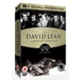 The David Lean: Centenary Collection (Brief Encounter / Great Expectations / Oliver Twist / Blithe Spirit / in Which We Serve / Madeleine / Hobson's Choice / the...)[Region 2]