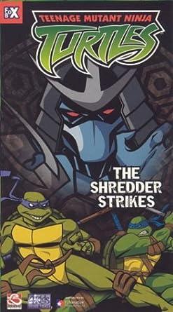 Amazon.com: Teenage Mutant Ninja Turtles - The Shredder ...