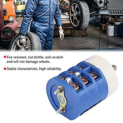 Aramox Forward Reversing Switch, 220V/380V 40A Tire Changer Machine Motor Forward Reverse Switch Turn Table Pedal Switch: Automotive