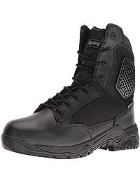 "Magnum Men's Strike Force 8"" Side Zip Waterproof Military & Tactical Boot"