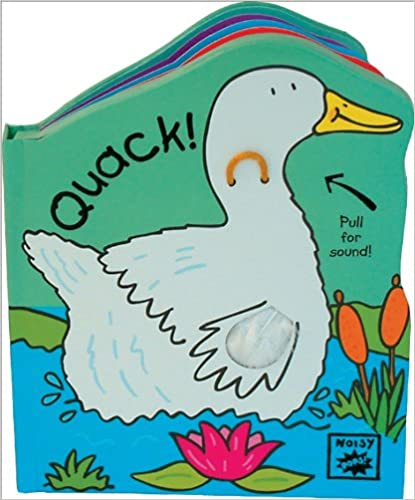 Quack!: Noisy Pops por Simon Abbott epub