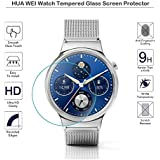 MOTONG Tempered Glass Screen Protector For HUAWEI Watch (Tempered Glass)