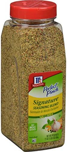Herbs & Spices: McCormick Perfect Pinch