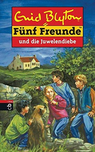 Fünf Freunde, Neubearb., Bd.24, Fünf Freunde und die Juwelendiebe (Einzelbände, Band 24)