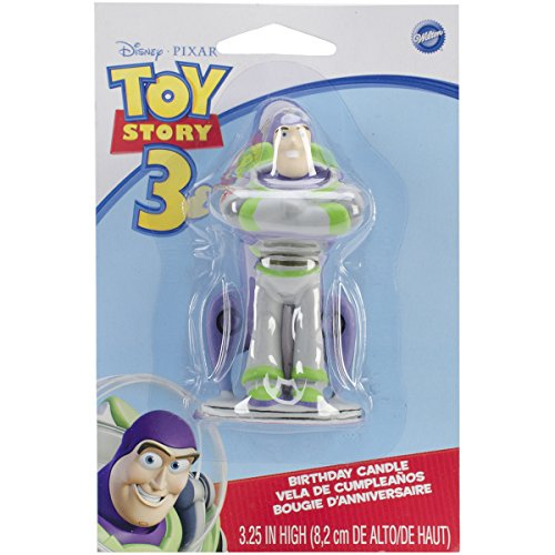Wilton Toy Story Candle