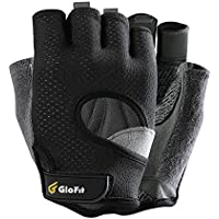 Glofit FREEDOM Workout Gloves, Knuckle Weight Lifting...