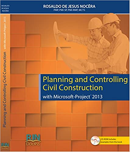 Planning and Controlling Civil Construction with Microsoft