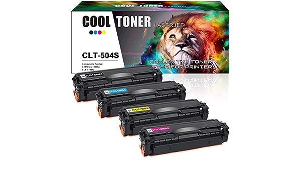 Pack de 4 Cool Toner Compatible para HP 126A CE310A CE311A CE312A ...