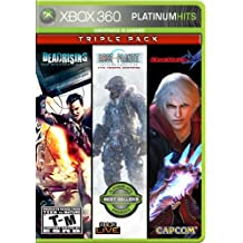 Capcom Platinum Hits Triple Pack (Dead Rising / Lost Planet: Extreme Condition / Devil May Cry 4)