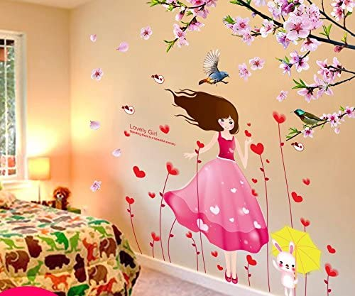 Amazon Com Ghaif Female Wall Rooms Are Cozy Bedroom Wall
