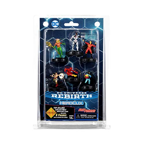 WizKids DC Comics HeroClix: DC Rebirth Fast Forces