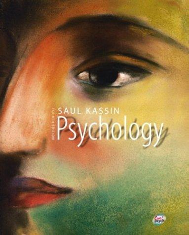 Psychology, Fourth Edition