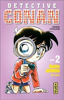 Détective Conan, tome 2 par Aoyama