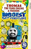 Thomas the Tank Engine and Friends: The Biggest Party Video Ever! [VHS]