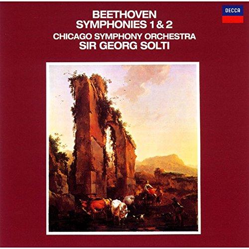 ゲオルグ・ショルティ(指揮) シカゴ交響楽団 / ベートーヴェン:交響曲第1&2番