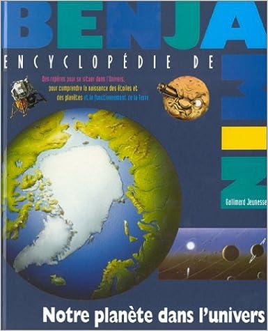 Download Online NOTRE PLANETE DANS L'UNIVERS pdf, epub