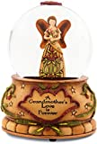 Pavilion Gift Company Country Soul 29039 100mm Musical Water Globe, Grandmother, 6-Inch