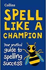 Collins Spell Like a Champion: Your practical guide to spelling success Paperback