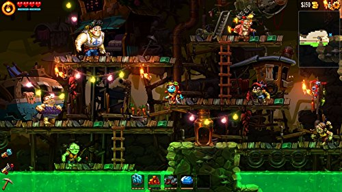 51889rhuN%2BL - Steamworld Dig 2 - PlayStation 4