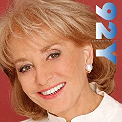 Barbara Walters in Conversation with Frank Rich at the 92nd Street Y