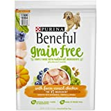 Purina Beneful Grain-Free With Real Farm-Raised Chicken Adult Dry Dog Food – 12.5 Lb. Bag Review