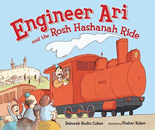 - Engineer Ari and the Rosh Hashanah Ride (High Holidays)