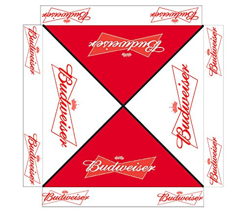 wooden budweiser beer - 6