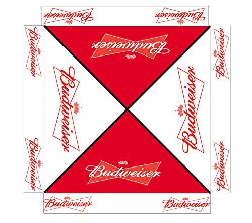 Budweiser 9 foot BEER PATIO UMBRELLA MARKET STYLE  Bud