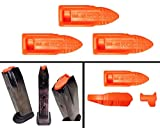 Ultimate Arms Gear 3 Pack of TRT Tap Rack Dry Fire Safety Training Aid 9MM/.40 cal Pistol Magazine Dummy Ammo