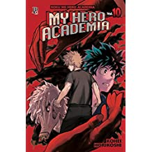My Hero Academia 10. Boku no Hero