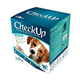 Coastline Global CheckUp Kit at Home Wellness Test for Dogs, Urine Collection & Detection of Diabetes, Kidney Conditions, UTI, Blood in Urine